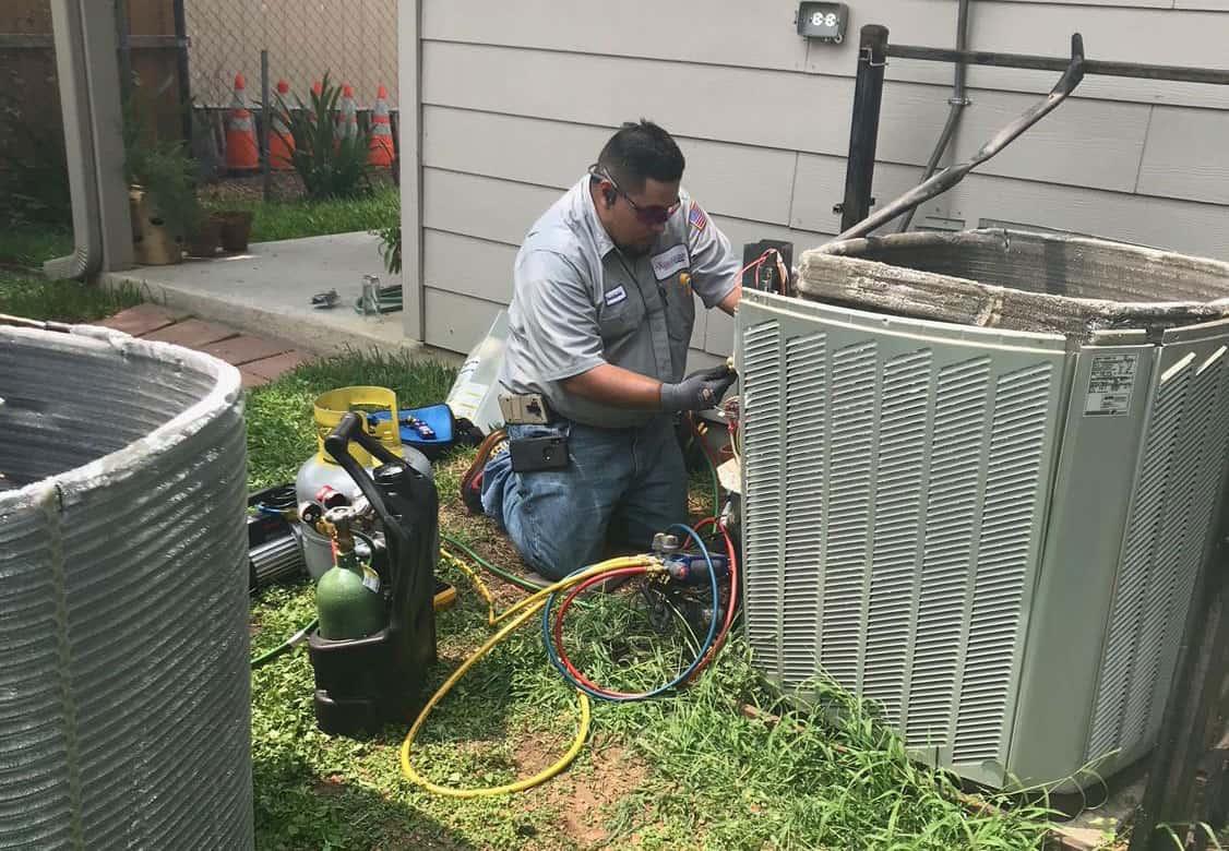 Air Conditioning Repair Technician