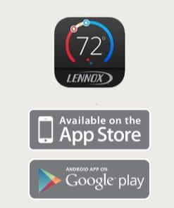 app icon Lennox Thermostats