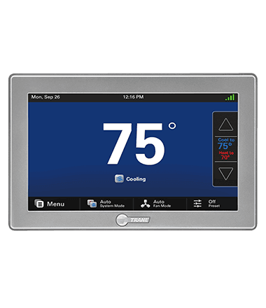 Trane ComfortLink™ II XL1050 Thermostat