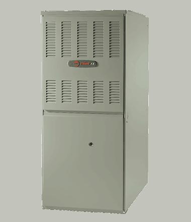 Trane XB80 Gas Furnace
