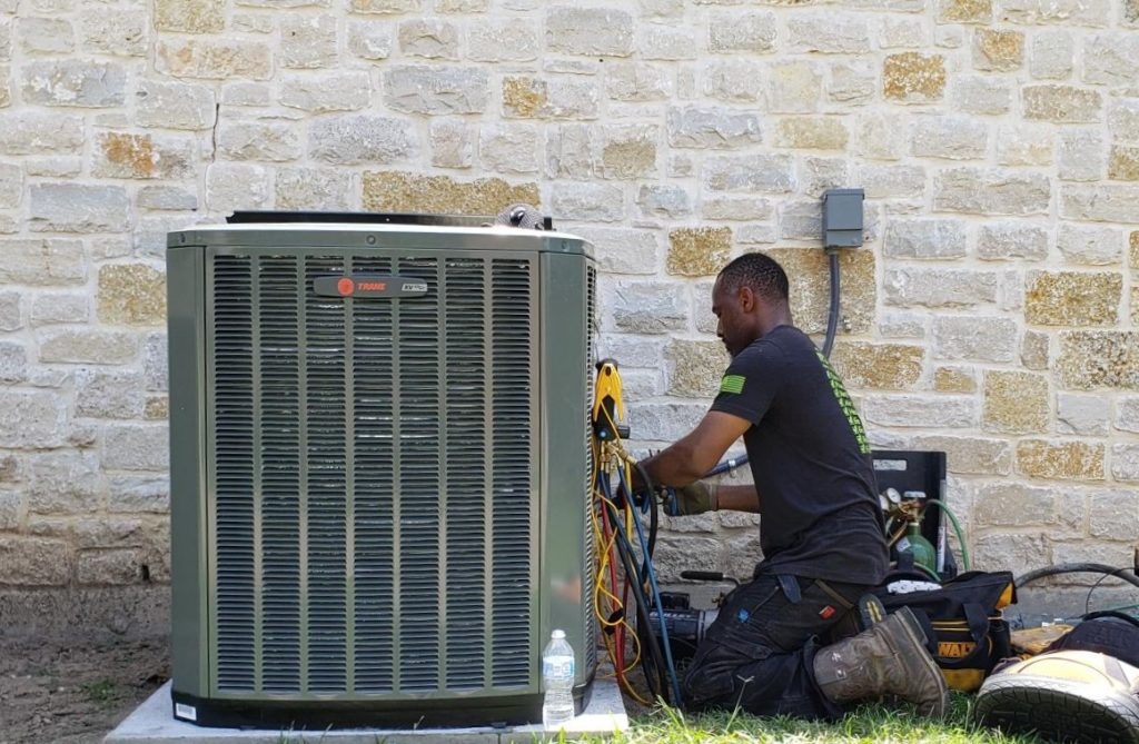 Residential HVAC Replacement
