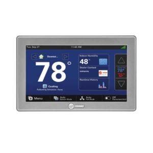 Trane XL1050 Thermostat